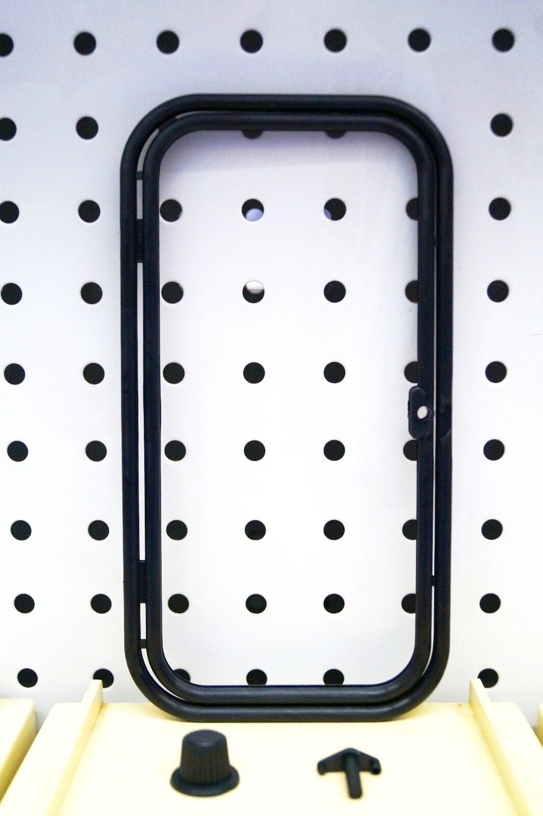FLY SCREEN SPRING PIN FOR 25MM FRAME (2 ZINC PIECES