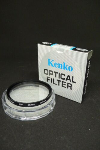 Universal 55 mm  Circular Screw in Camera Lens Filer UV Filter