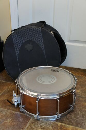 14 X 6.5 Snare drum Made by RISEN DRUMS