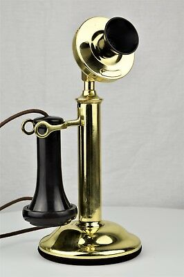 Fully Refurbished Western Electric 20 AL Candlestick - Upgraded Network / Ringer