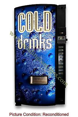 Dixie Narco Dn501e Drink Vending Machine