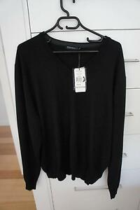 SPORTSCRAFT MERINO WOOL MANS JUMPER BRAND NEW WITH TAGS Chifley Eastern Suburbs Preview