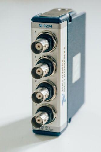 National Instruments NI-9234 Sound & Vibration Input Module