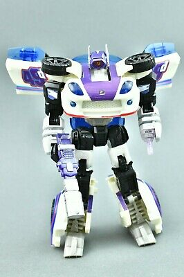 Transformer Party Ideas (Transformers Reveal the Shield RTS Jazz Shockwave Longblast 3rd Party Mech)