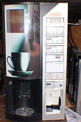 Kaffeeautomat Heißgetränkeautomat Brühautomat Wittenborg FB 7100 Getränkeautomat