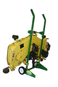 Lawn Tractor Mower Deck Dolly for John Deere 425, 445, 455 Tractors