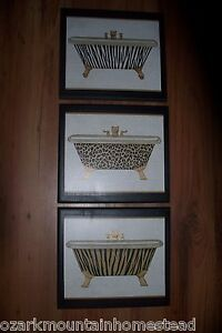 Leopard Bathroom Decor