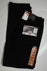LEE Mens Relaxed Fit Tapered Leg Jeans 29 30 31 32 33 34 35 36 38 40 42 NWT