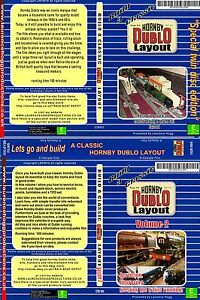 BUILD-A-CLASSIC-HORNBY-DUBLO-LAYOUT-VOL1-VOL-2-TWIN-SPECIAL-EDITION-DVD