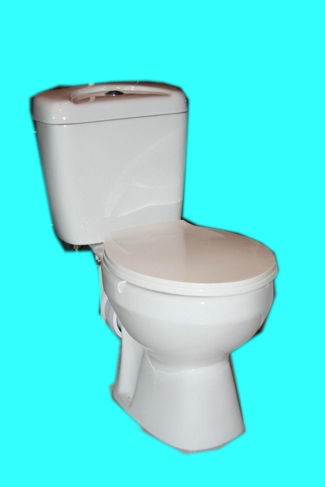 wc toilette stand komplett set mit sp lkasten komplett aus. Black Bedroom Furniture Sets. Home Design Ideas