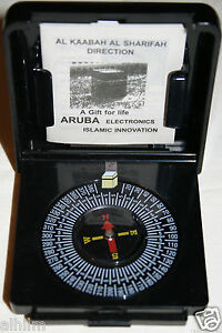 LOT-of-3-Islamic-Qibla-COMPASS-Muslim-PRAYER-KIBLA-Makkah-KAABA-DIRECTION-FINDER