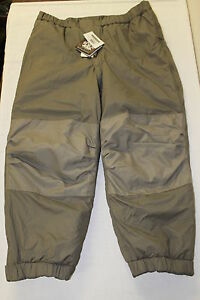 NEW-GEN-III-PRIMALOFT-EXTREME-COLD-WEATHER-TROUSERS-L7-XL-REGULAR-ECWCS-NIB