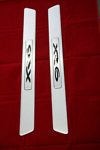 UNIQUE XR6 BADGE DOOR SEAL SCUFF PLATE FOR FORD FG XR 6~FALCON SEDAN, UTE ,TURBO