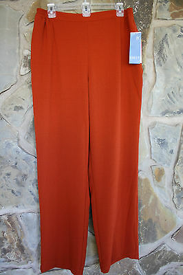 Koret Pants Size 12 Comfort Stretch Copper