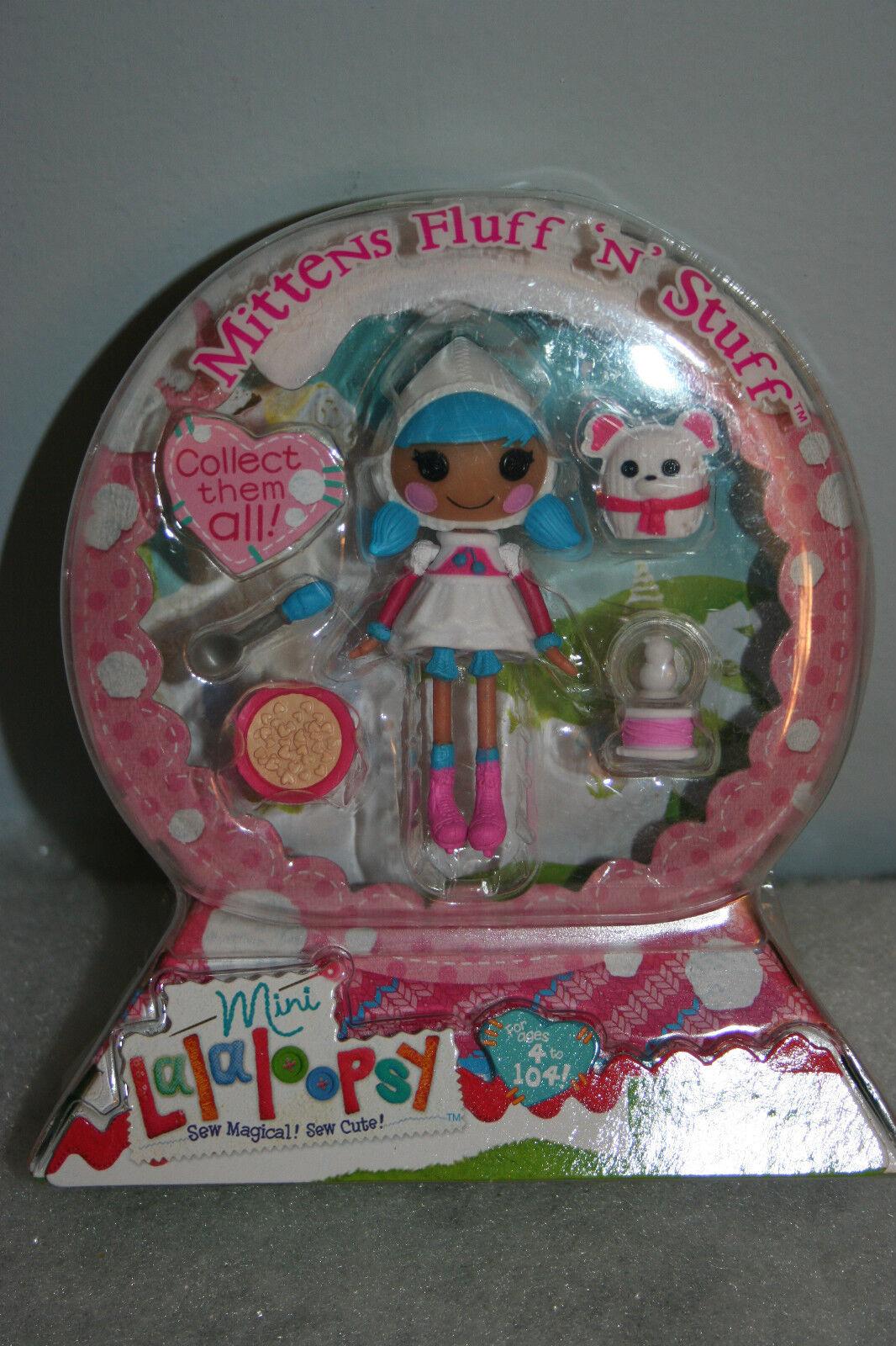 Lalaloopsy Mini Doll, Mittens Fluff-N-Stuff - 520405 Toys