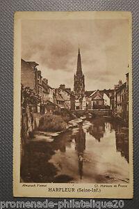 Carte postale ancienne harfleur ebay for Porte carte postale sur pied