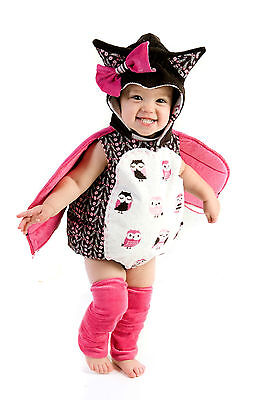 Princess Paradise Emily the OWL Costume Baby Infant Toddler 6 9 12 18 24  2T 2 - Toddler Owl Costume