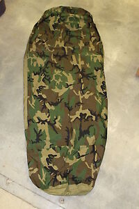 NEW Gore-Tex WOODLAND Bivy Sleeping Bag Cover US Military Issue NWOT