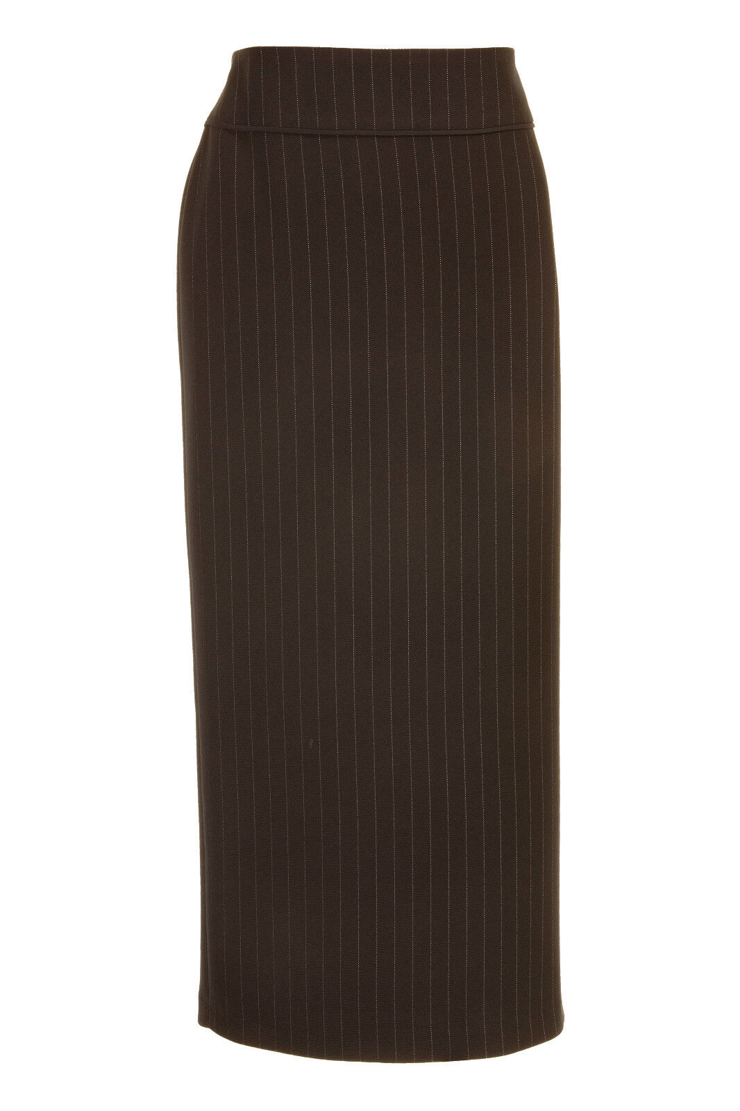 Busy Womens Brown Stripe Long Skirt