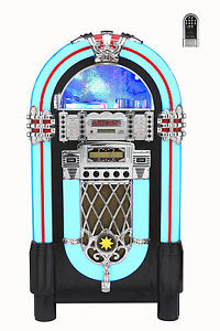 BRAND NEW JUKEBOX AM/FM RADIO+ CD + USB RRP $1499