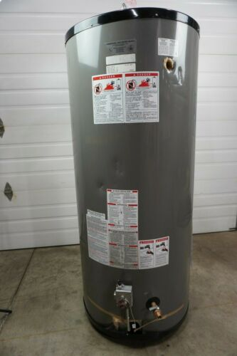 Rheem G100-80N 100 Gallon Natural Gas SCRATCH & DENT Water Heater 76,000 BTU New