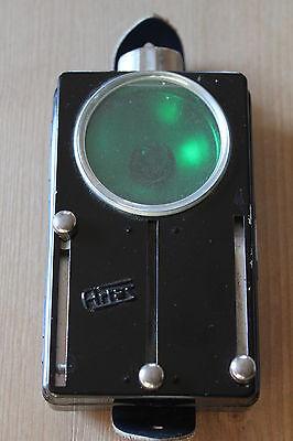 Alte Taschenlampe DDR Zeit 3 Farbig