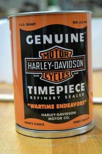 "NOS Harley-Davidson Limited Edition Wristwatch ""Wartime Endeavors"" #1082/5000"