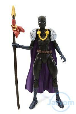 """Marvel Legends 6"""" Inch Toys R Us TRU 2-Pack Black Panther Shuri Loose Complete"""