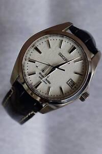 Grand Seiko SBGA011 Snowflake Titanium Watch Mosman Mosman Area Preview