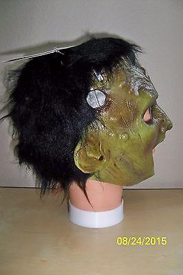 Erwachsene Frankenstein Ehrlich Gesagt Deluxe Chinless Voll Latex Maske Kostüm