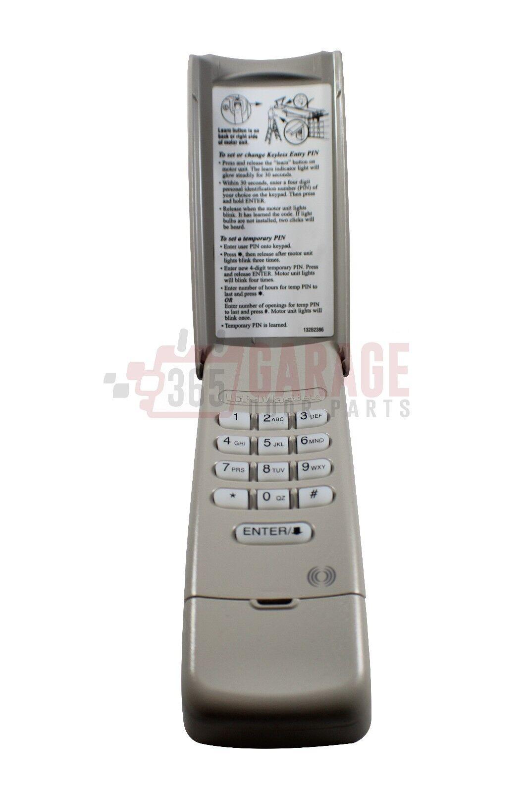 Liftmaster 377lm Wireless Keypad Ebay