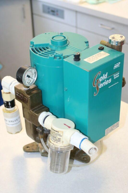 Apollo Dental Suction Vacuum Pump 1.0 HP Model- AVG15R GOLD SERIES (1.5HP)