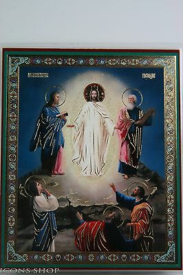 troparion to the transfiguration of the lord тропарь преображению господню икона