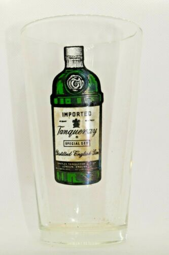Tanqueray Special Dry Distilled English Gin Glass with 70