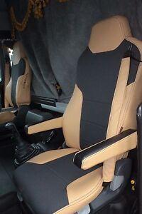 Sitzbezüge Kunstleder LKW MAN TGX Standard Kunstleder Stoff