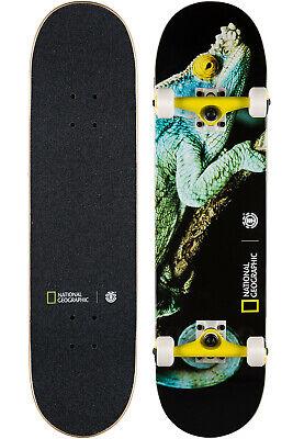 Element Nat Geo Iguana 8'' Complete Skateboard RRP £100 - Free UPS shipping