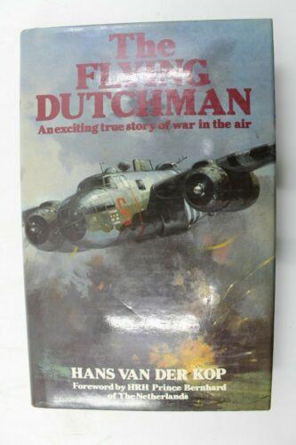 WW2 British Dutch RAF Flying Dutchman Hans Van Der Kop Reference Book