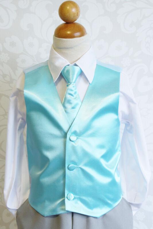 Tiffany Blue Tuxedo Jacket