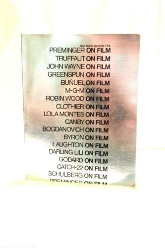 On Film Magazine 1970s Issue Volume One Zero on Film with record insert