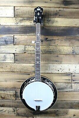 Recording King RK-R35 Madison Tone Ring Banjo Maple #R5018