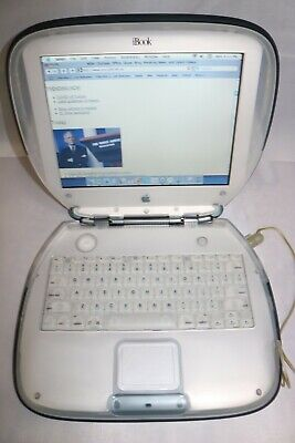 APPLE iBook G3 Blue Clamshell WiFi Adaptor 576MB 366 MHz