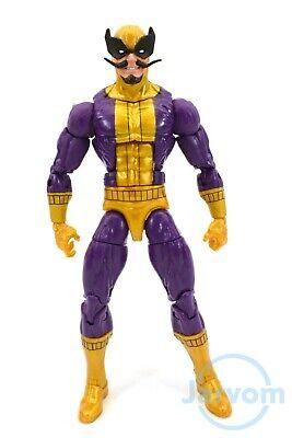 """Marvel Legends 6"""" Inch Thanos BAF Wave Batroc Loose Complete"""