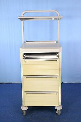 Metro Starsys Crash Cart Medical Supply Cart With Warranty