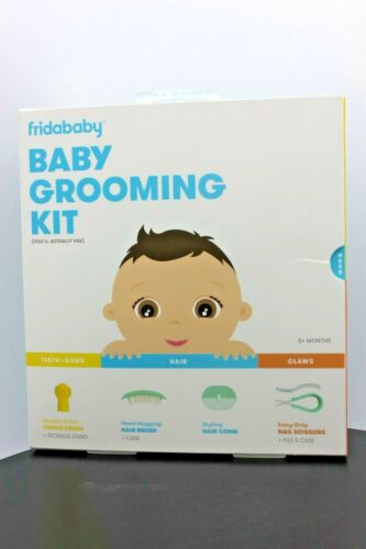 fridababy Baby Grooming Kit, 0+ Months