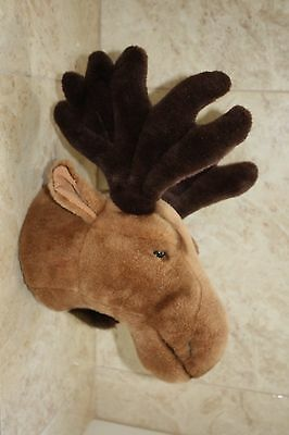 Sculptures Hunter's Trophy Soft Toy Elk's