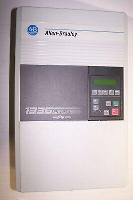 Allen Bradley 10 Hp Ac Vfd Variable Frequency Drive 1336s-b010-aa-en4-ha2-l5