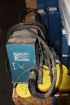Eutectic Casolin Teromatec Acdc Wire Feeder Model 1 Welder