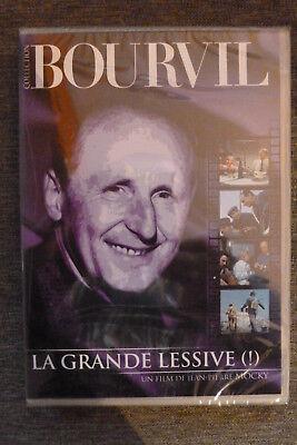 DVD la grande lessive de 1968 neuf emballé bourvil de jean pierre mocky