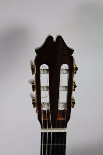 Juan Hernandez - Profesor - Classical Guitar - Select Spruce/Indian Rosewood