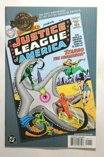MILLENNIUM EDITION BRAVE & BOLD #28 - 1ST APPEARANCE JUSTICE LEAGUE DC COMICS
